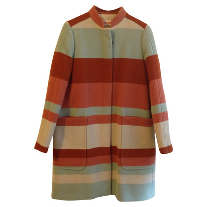 See by Chloé Coat with stripes