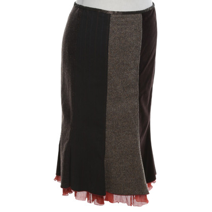 Etro skirt in brown