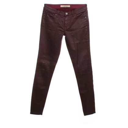 Burberry Jeans a Bordeaux