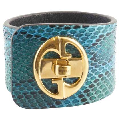 Gucci Bracelet made of Python leather