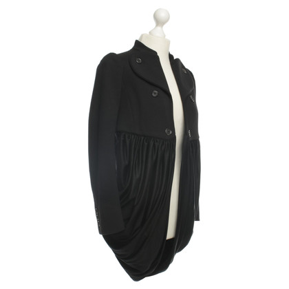 Moschino Jacket with ruffle hem