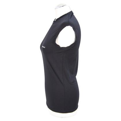 Versace Top in nero