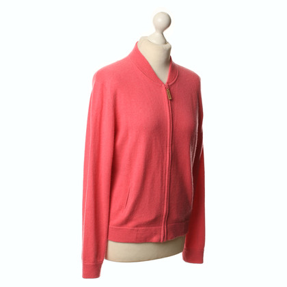Joe Taft Cardigan in rosa
