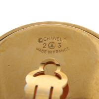 Chanel clips d'oreille