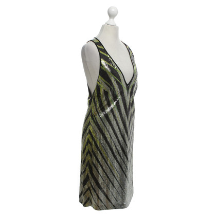 Roberto Cavalli Dress with sequin trim