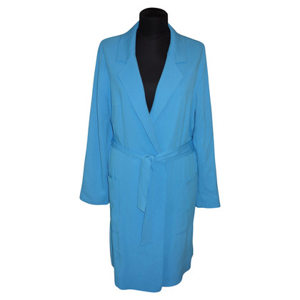 Lala Berlin cappotto oversize in Azure