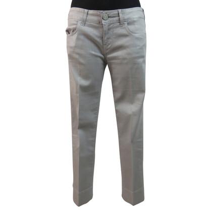Karl Lagerfeld Pantaloni d'argento
