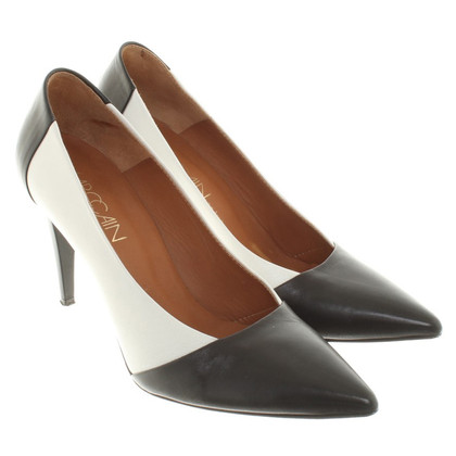 Marc Cain pumps in zwart / White
