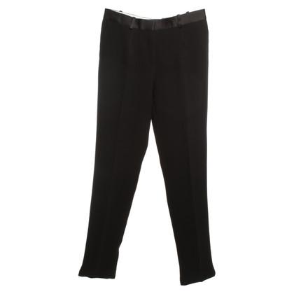 Céline Pantaloni in nero