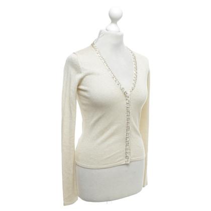 Diane von Furstenberg Vest in goud