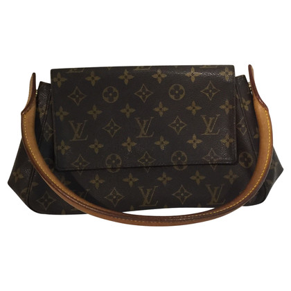 "Louis Vuitton ""Looping Mini Monogram Canvas"""