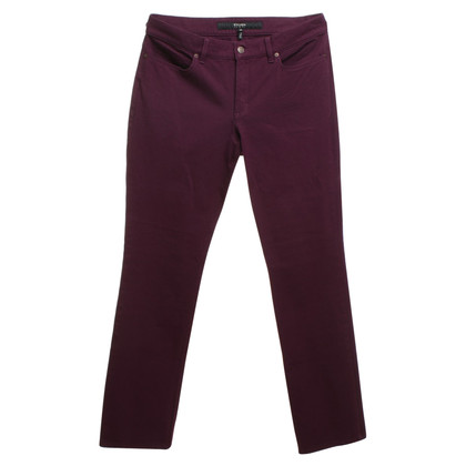 Escada trousers in purple