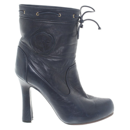 Viktor & Rolf Ankle boots in blue