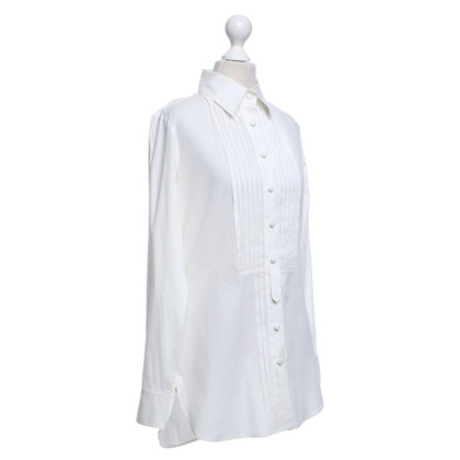Diane von Furstenberg Blouse in creamy white