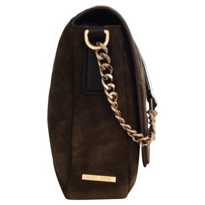 Hugo Boss Handbag Suede