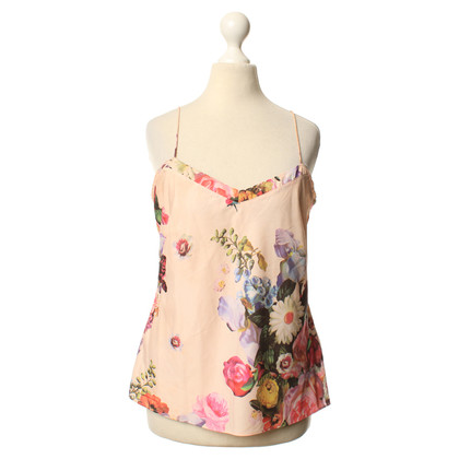 Ted Baker top with flower motif