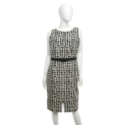 Paule Ka Dress with pattern