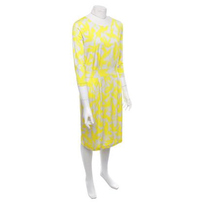 Iris von Arnim Dress in bicolour