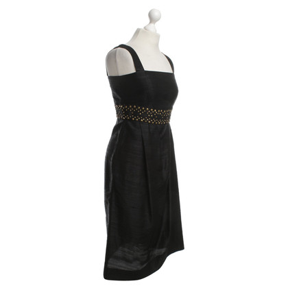 Max Mara Kleid aus Wildseide