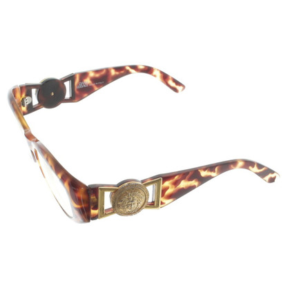 Gianni Versace Horn sunglasses