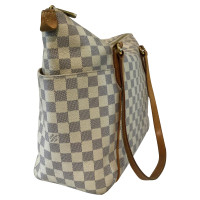 "Louis Vuitton ""Saleya"" MM Damier Azur Canvas """
