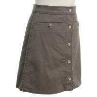 Kenzo skirt in Khaki