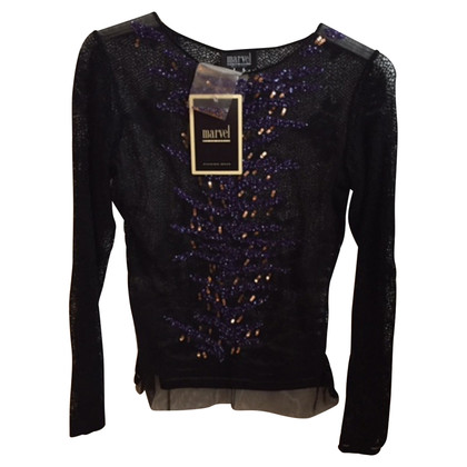 La Perla Long sleeve sequined