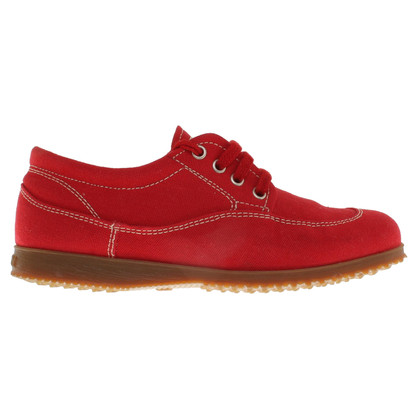 Hogan Sneakers in Red