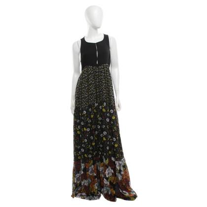 Proenza Schouler Maxi abito con stampa floreale