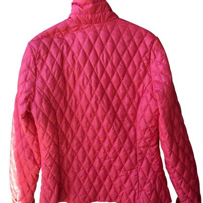 Moncler Piumino trapuntato rosa MONCLER
