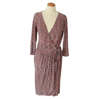 Filippa K Wrap dress with print