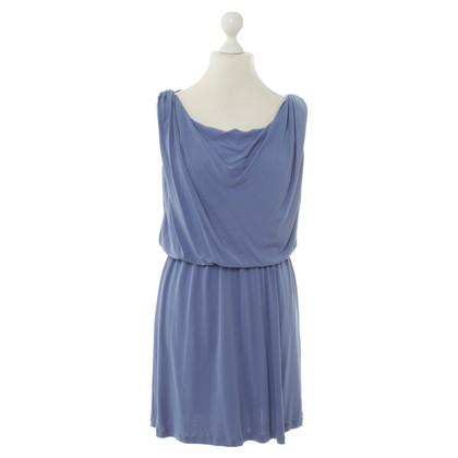 Halston Heritage Robe de soirée bleu