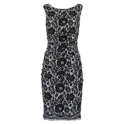 Dolce & Gabbana Kleid mit Spitzeneffekt