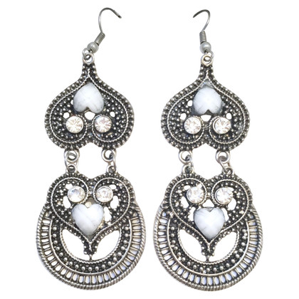 Valentino Silver colored earrings