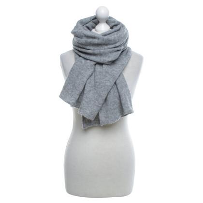 Drykorn Sjaal in lichtgrijs