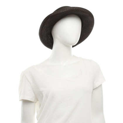 Borsalino Hat in dark brown