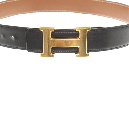 Hermès Cintura in Black