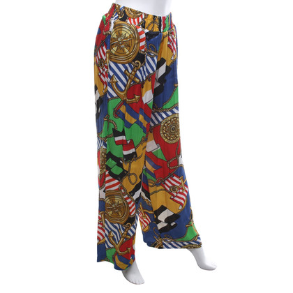 Moschino Love trousers with pattern
