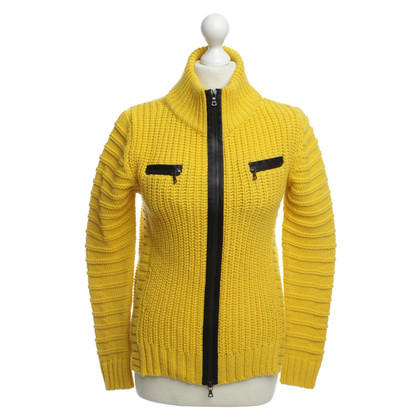 Marc Cain Cardigan in yellow
