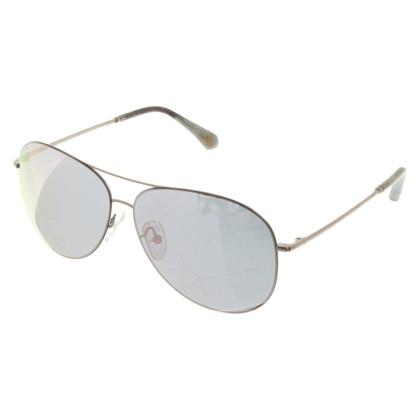 Vivienne Westwood Sonnenbrille in Silber