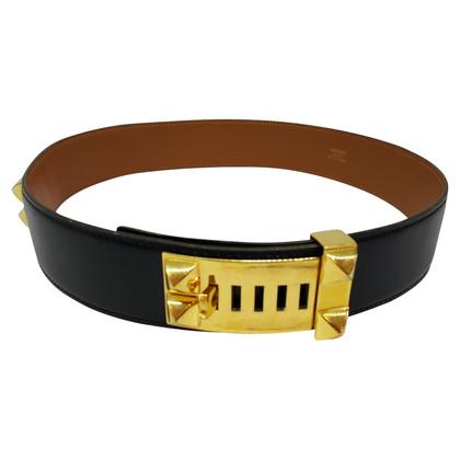 """Hermès """"collier de chien '' belt"""
