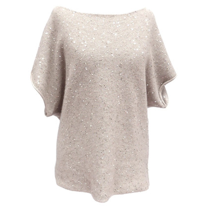 Fabiana Filippi Cashmere pullover with sequins