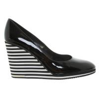 Michael Kors pumps with wedge heel
