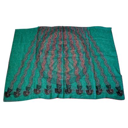 Chopard XXL kasjmier sjaal met zijde inhoud