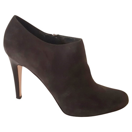 Gianvito Rossi Grey ankle boots