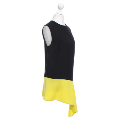 Balenciaga Dress in black / yellow