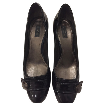 Etro Lackleder-Pumps