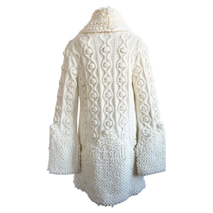 Christian Dior Knit Cappotto