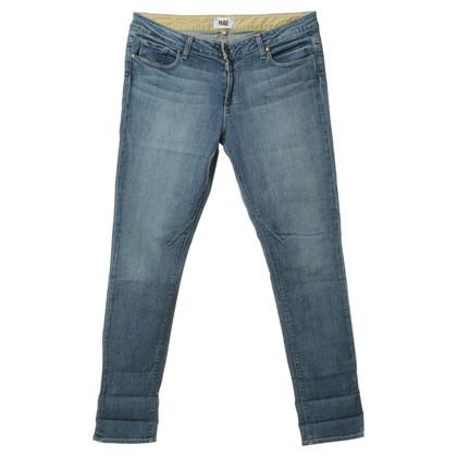 Paige Jeans Boyfriend jeans licht blauw