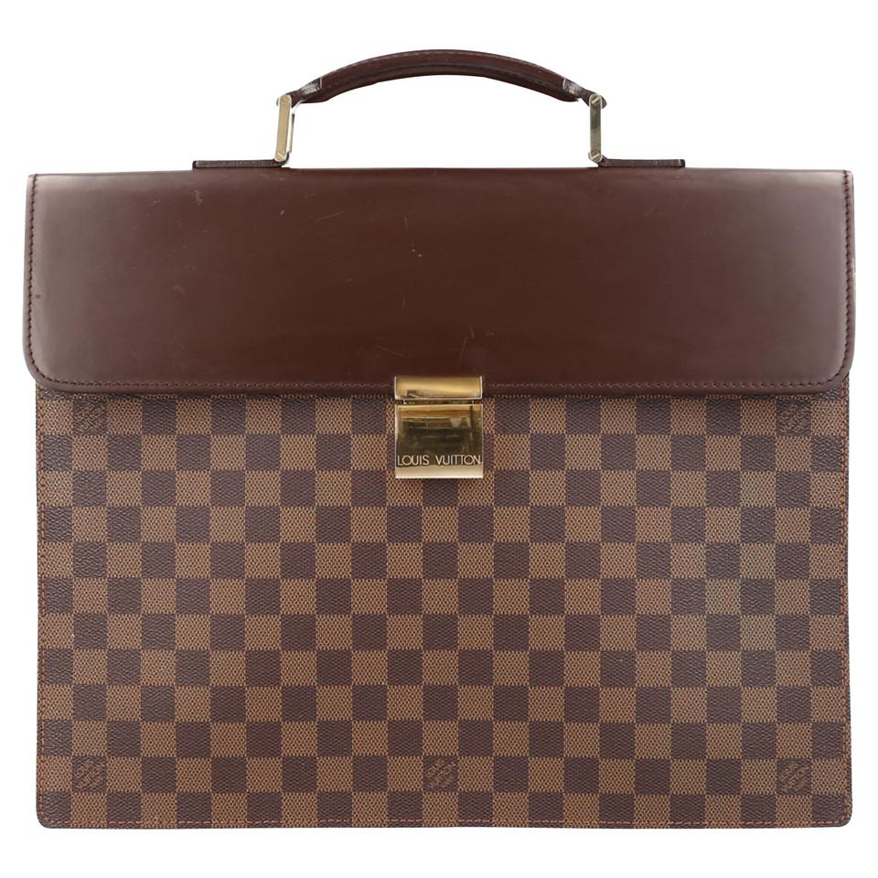 """Louis Vuitton """"Altona Damier Ebene Canvas"""""""